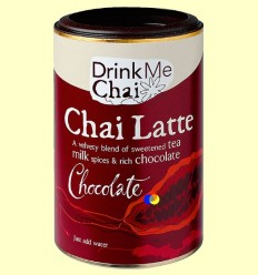 Chai Xocolata Soluble - Drink Em Chai - 250 grams