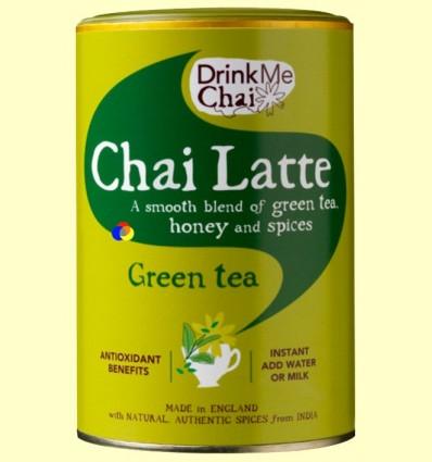 Chai Te Verd Soluble - Drink Em Chai - 250 grams