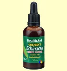 Echinacea gust cirera infantil - Health Aid - 50 ml *