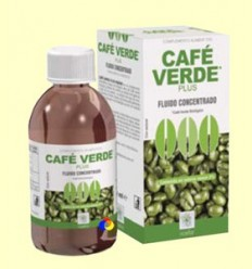 Cafè Verd Plus Fluid - Noefar - 250 ml