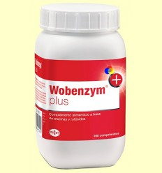 Wobenzym® Plus - Diafarm - 240 comprimits