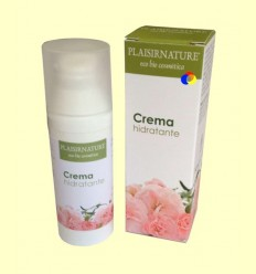 Crema Hidratant - Plaisirnature - 50 ml
