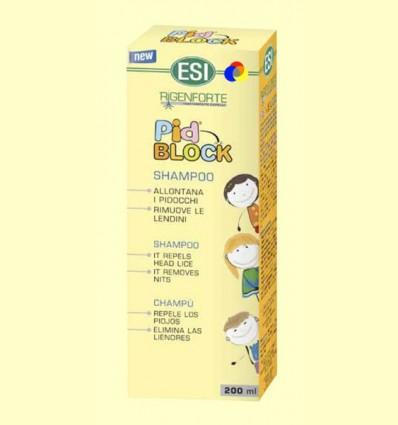 Pid Block Xampú - ESI - 200 ml