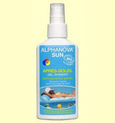 OFERTA-30% - Gel Calmant Aftersun - Alphanova - 125 grams
