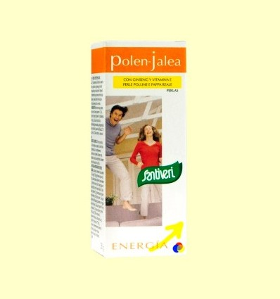 Pol·len Gelea i Ginseng - Santiveri - 37 perles