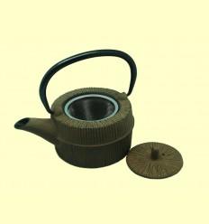 Tetera de ferro colat Grey de 350 ml de capacitat amb Filtre