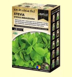Kits de cultiu fàcil STEVIA - Batlle