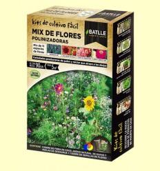 Kits de cultiu fàcil Mix de Flors pol·linitzadores - Batlle