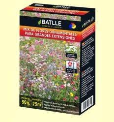 Kits de cultiu fàcil Mix de Flors Ornamental Plurianual - Batlle