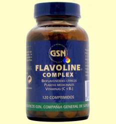 Flavoline Complex - GSN - 120 comprimits