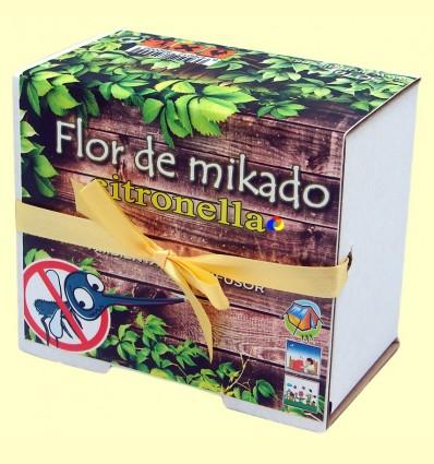 OFERTA-30% - Flor de Mikado repel·lent anti mosquits - Aromalia - 50 ml
