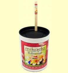 Mikado ambientador de varilas Polinesian Monoi de Tahití - Aromalia - 100 ml