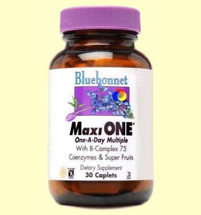 Maxi One (amb ferro) - BLUEBONNET - 30 comprimits