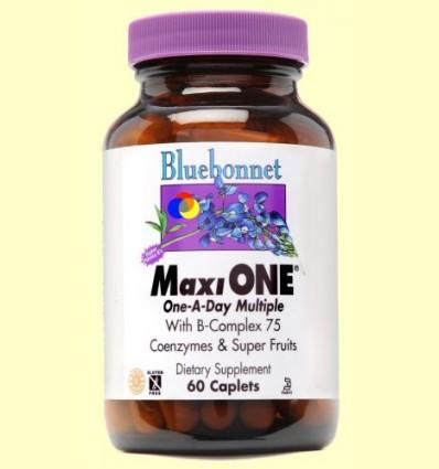 Maxi One (amb ferro) - BLUEBONNET - 60 comprimits