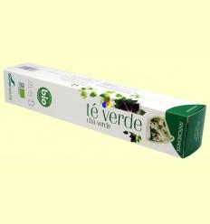 Te verd infusió Bio - Antioxidant - Soria Natural - 7 càpsules