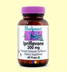 Ipriflavona 300 mg - BLUEBONNET - 60 càpsules vegetals