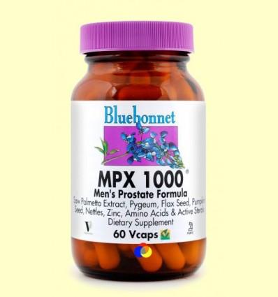 MPX 1000 Prostate Support - BLUEBONNET - 60 càpsules vegetals