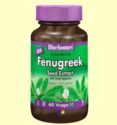 Fenigrec Estandarditzat - BLUEBONNET - 60 càpsules vegetals