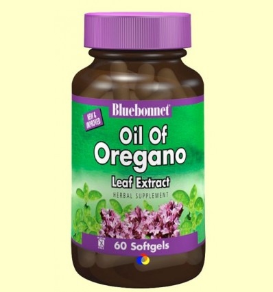 Oli d'Orenga - BLUEBONNET - 60 càpsules toves
