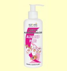 Almond Plus - Oli d'ametlles dolces - Klepsanic - 250 ml