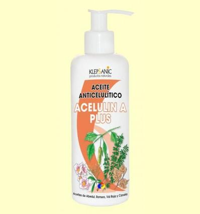 Acelulin A Plus - Oli anticel.lulític - Klepsanic - 250 ml