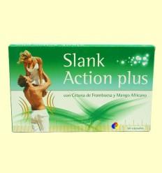Slank Action Plus - Espadiet - 60 càpsules