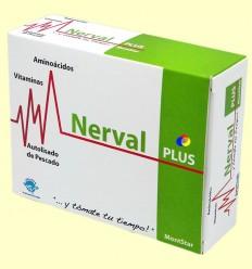 OFERTA-40% - Nerval Plus - Per calmar els nervis - MontStar - 45 càpsules