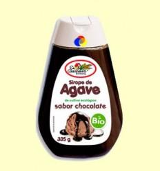 Xarop d'Atzavara Bio - Sabor xocolata - El Granero - 335 grams *
