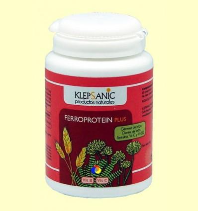 Ferroprotein Plus - Vitamina B - Klepsanic - 60 comprimits