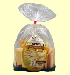 Bio Crakers Oli d'Oliva - La Camperola - 200 grams
