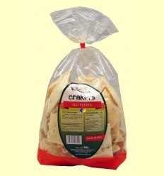 Crakers amb Romero - La Camperola - 200 grams