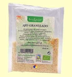 All granulat ecològic - BioSpirit - 25 grams