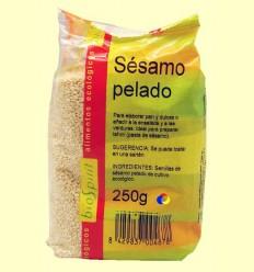 Sèsam pelat ecològic - BioSpirit - 250 grams