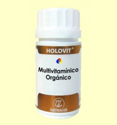 Holovit Multivitamínic Orgànic - Equisalud - 50 càpsules