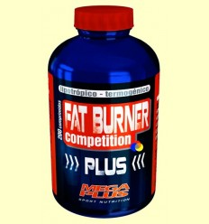 Fat Burner Plus Competition - lipotrópic + termogènic - Mega Plus - 200 comprimits