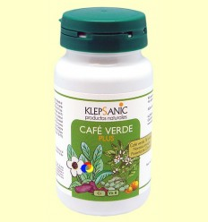 Cafè Verd plus - Klepsanic - 80 càpsules