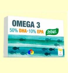 Omega 3 DHA EPA - Santiveri - 40 perles