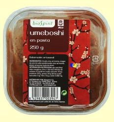 Umeboshi a Pasta - BioSpirit - 250 grams