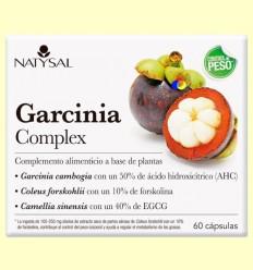 Garcinia Complex - Natysal - 60 càpsules