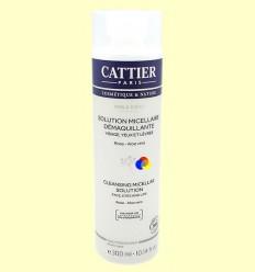 Desmaquillador micel·lar 3en1 - Cattier - 300 ml