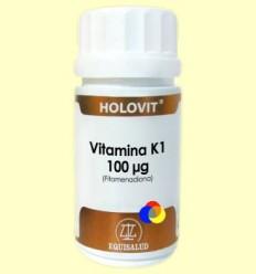 Holovit - Vitamina K1 - Equisalud - 50 càpsules