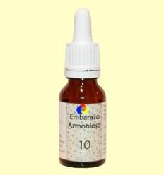 10 Embaràs Harmoniós - Preparat floral Lotus Blanc - 15 ml