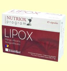 Lipox Mango Africà - Ynsadiet - 45 càpsules