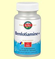 Benfotiamine Plus - Kal Laboratoris - 60 càpsules
