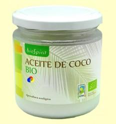 Oli de Coco Bio - BioSpirit - 240 grams