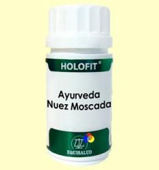 Holofit Ayurveda Nou Moscada - Equisalud - 50 càpsules