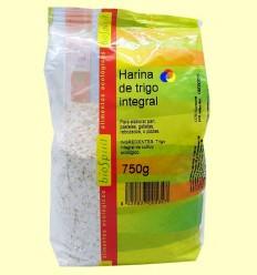 Farina de blat integral Bio - BioSpirit - 750 grams