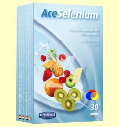 Ace Selenium - Orthonat - 30 càpsules