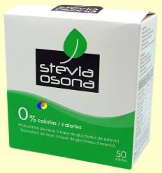Extracte de Stevia en pols - Stevia Osona - 50 sobres