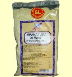 Pa ratllat - impanatura - blat de moro - La Finestra Sul Cielo - 500 grams